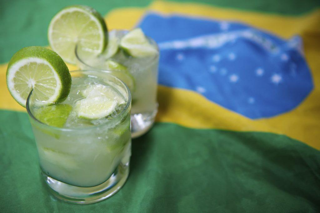 Caïpirinha, cocktail a base de cachaça