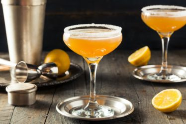 Recette cocktail Sidecar