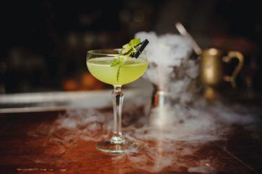 Cocktail Last Word