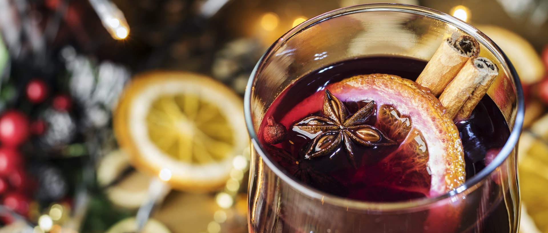 Les meilleurs cocktails de Noël