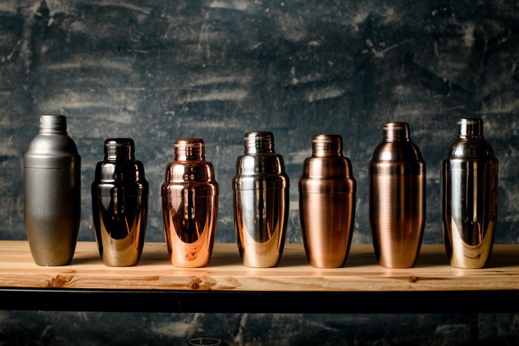 Le shaker : l'indispensable du bartender