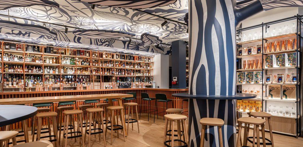 Concept store Drinks & Co à Paris Saint Lazare